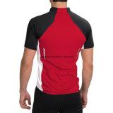 Uomini di alta qualità che ciclano l'abito della bicicletta di usura di forma fisica di sport dei vestiti