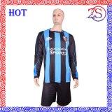 Qualitäts-kundenspezifisches Jersey-hochwertiges preiswertes Fußballjerseys-Fußball-Hemd