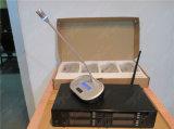 Konferenzsaal-Tonanlage UHFdrahtloser Mikrofon-Fachmann