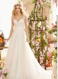 2016年のoff-ShoulderラインBridal Wedding Dresses Wd6803