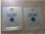 Alta hoja transparente de PVC de calidad para la impresión de etiquetas