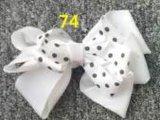 Hairpins серебра металла способа Bowknot декоративные на дети 74