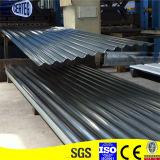 SGCC gewelltes Stahlblech galvanisiert Roofing Blatt-/Farben-überzogenes Metallblatt