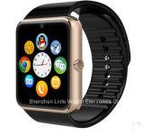 Nieuwe Gt08 Smartwatch Goedkoop met Kaart SIM voor het Androïde Scherm van de Aanraking van /Ios