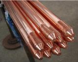Rod fondant/cuivre Rod fondant/système/au sol en acier plaqués de mise à la terre des matériaux