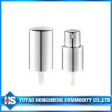 Witte Plastic Kosmetische Pomp met UVDekking