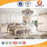 2016의 현대 호화스러운 거실 가죽 침대 또는 가구는 놓는다 (UL-FT216A)