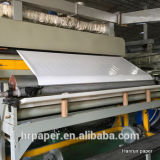 126 '' /3.2m Large Grand Sublimation Transfer Paper Roll para Printing Machine