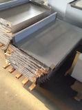 Tableau d'assiette de Soilded d'acier inoxydable (HL-CDT24)