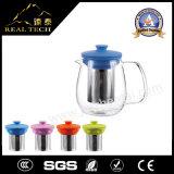 Популярный чайник стекла 500ml малый Pyrex & прозрачный бак кофеего