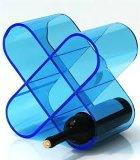 Support acrylique de vin de bruit, boisson alcoolisée et constructeur acrylique d'étalage de Champagne