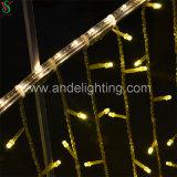 Lumières décoratives de rue de croix de motif de Noël de DEL avec du ce RoHS SAA reconnu