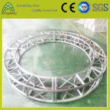 Armature spéciale d'étape de cercle de mode en aluminium