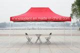 床の販売のPVCファブリック2.5X3.75m折るテント