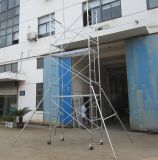 Le GV sûr de la CE a certifié la tour d'échafaudage pour la décoration