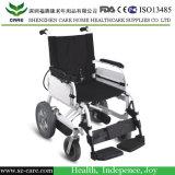 Неработающее облегченное складывая цена кресло-коляскы электричества