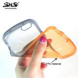 Caja 2016 del teléfono celular de los nuevos productos TPU de Shs Hotsalling para Samsung J7