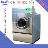 Secador do gás da lavanderia do hospital da alta qualidade 15kg