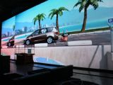 P3 hohe Helligkeit HD LED-Innenbildschirmanzeige für das Ausstellung-Ereignis-Hängen