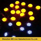 Módulo amarillo/rojo/del verde/White/RGB F10 LED con alto brillo