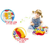 Juguete musical del bebé del caminante de los productos del bebé (H0410494)