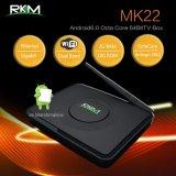 Amlogic S912 Octa noyau 64bit 4k Smart Mini TV Box (MK22)
