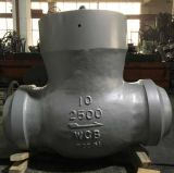 300lb à haute pression Wcb A216 API594 Wafer Check Valve