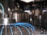 Линия упаковки автоматической минеральной вода любимчика заполняя разливая по бутылкам