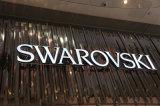 Il contrassegno esclusivo illuminato LED del negozio di Dimetntional 3D di Fronte-Lit segna il segno con lettere