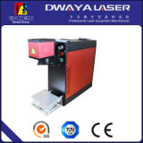 Laser Marking Engraving Machine de Label 30W Fiber del anillo