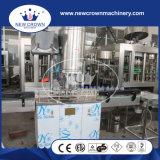 2000bph 솔레노이드 통제 선형 유형 병에 넣어진 물 생산 라인