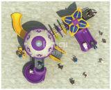 Strumentazioni esterne di plastica del campo da giuoco di Kaiqi con le attività di avventura delle serie di Dreamland