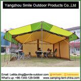 De adverterende het Kamperen van de Familie Waterdichte Hoogste Tent van het Dak