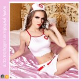 Mode Européenne Sexy Cosplay Infirmière Hot Lingerie Costume Christmas Cosplay Uniform Lingerie