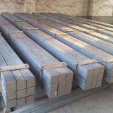 Q235 Ss400 St37 A36の鋼鉄角形材