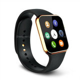 Alta calidad de reloj de ritmo cardíaco A9 reloj inteligente de 3G teléfono celular Bluetooth Watch