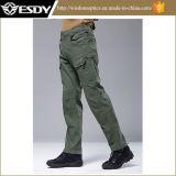 L'armée tactique de pantalons de combat de pantalon de cargaison de sports en plein air halète le type IX7