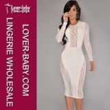 Robe d'usager de Madame Bodycon Bandage Club (L36091)