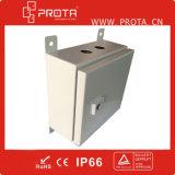 IP66 Doos van de Distributie van het staal de ElektroMuur Opgezette