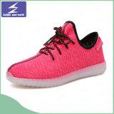 Свет ботинок СИД Олимпиад высокого качества с цветастый изменять