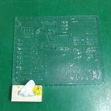 De gran tamaño del paquete de plástico de PVC de la cubierta producto hecho por animal doméstico
