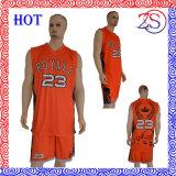 Modèle uniforme du Jersey de basket-ball à la mode