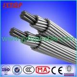 Fio e cabo desencapados aéreos do alumínio ACSR para padrões do IEC de ASTM BS