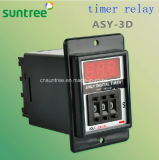 Asy-3D Digital Timer Switch 12V DC Timer Switch Electrical Relay Time Delay Relay