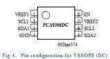 Traduttore CI PCA9306DC di Voltage-Level di Smbus del circuito integrato