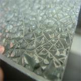 Calificar una hoja de interior grabada policarbonato del plástico de la decoración del panel