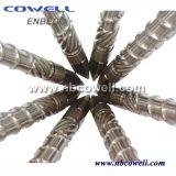 Tornillo del estirador del PVC para el proceso del PVC