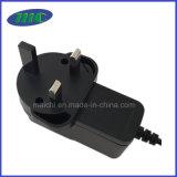 5V1.5A ACへのイギリスのPlugのDC Switching Adapter