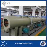 Linea di produzione del tubo del tubo di scarico del rifornimento del gas d'acqua del PE pp