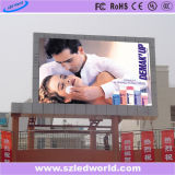 Al aire libre / Vídeo interior pantalla LED / placa del panel de Publicidad China de fábrica (P6, P8, P10, P16)